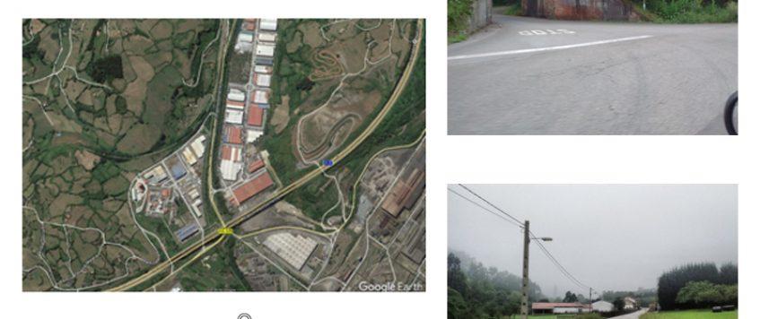 Proyecto de ensanche y mejora de la carretera AS-363: Venta de Veranes-Factoría de Veriña